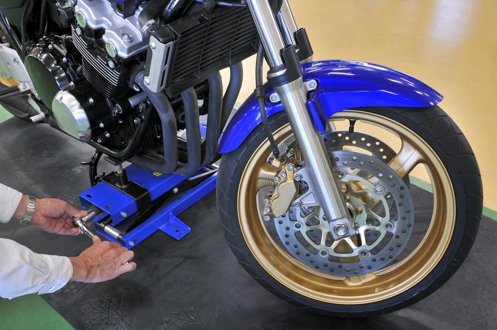 バイクのメンテナンス方法