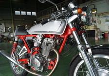 ホンダ CB125JX