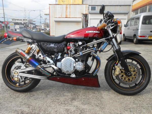 カワサキ Z1 900