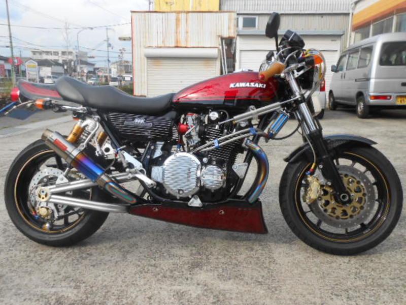 カワサキ Z1 900 のサムネイル